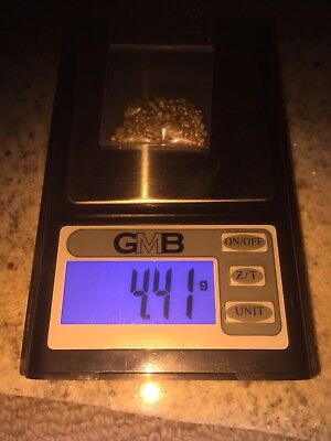 Parcel Of Small Gold Nuggets 4.41grams