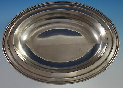 Lord Saybrook by International Sterling Silver Vegetable Bowl Oval #X123-1 #2719