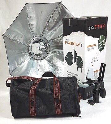 *Aurora Firefly II * Softbox / Beauty Dish 50cm Originalverpackt