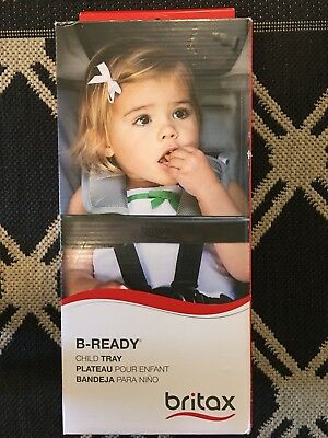 Britax Child Tray for B-Ready Strollers, Black (S03634300)