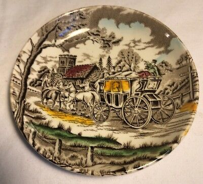 Staffordshire Made in England Royal Mail Dish