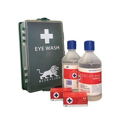 Double Eyewash Case, a pack of 2