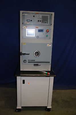 Used Yes-G1000 Plasma Cleaning Center With Pascal 2021C2 ADIXEN  Vacuum Pump 174