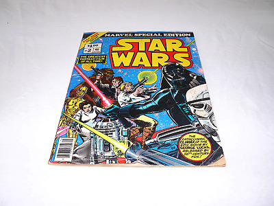 1977 Marvel Comics, Star Wars Collectors Edition, Volume #2. No Reserve