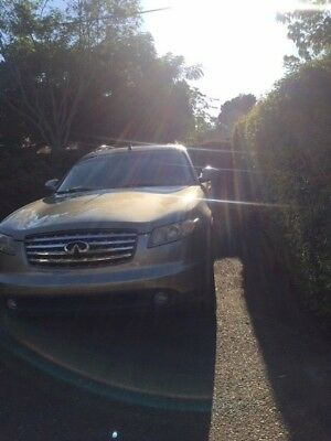 2004 Infiniti FX  infiniti fx35 2004 SUPERB CONDITION! $8,500