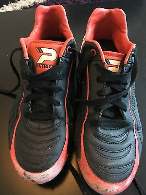 Patrick rugby boots uk size 8