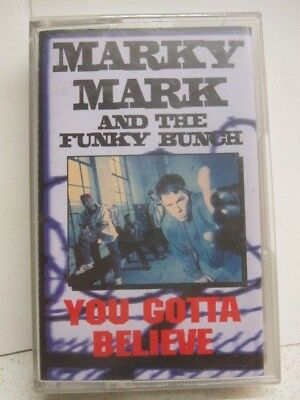 Marky Mark and the Funky Bunch You gotta believe MC Kassette