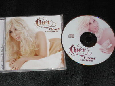 Cher Closer To The Truth Very Rare Cd Special Bonus Tracks Edition Collector New