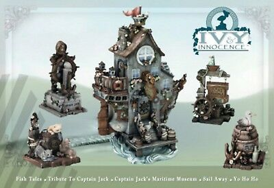 Ivy and Innocence - Ivy Cove: Captain Jack's Maritime Museum Collection