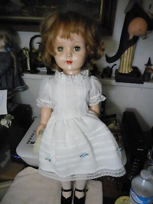 "24"" Vintage Hard Plastic ""  Sweet Sue"" walker"
