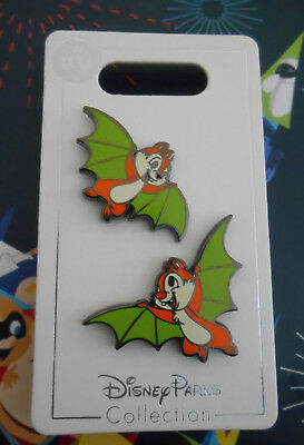 Disney Halloween 2018 Chip and Dale Pin Bats