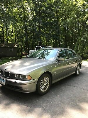 2002 BMW 2002  2002 BMW 530i, 5 Speed Manual