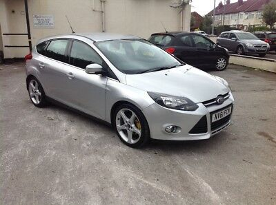 2011 Ford Focus 1.6 Diesel Full Service History