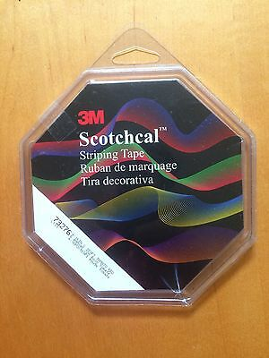 "3M Scotchcal 73276 Tomato Red Striping Automotive Tape 1/4"" w x 2ml Thick 150 ft"