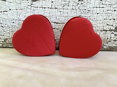 Vintage Small Candy Box Pair Valentines Day Japan