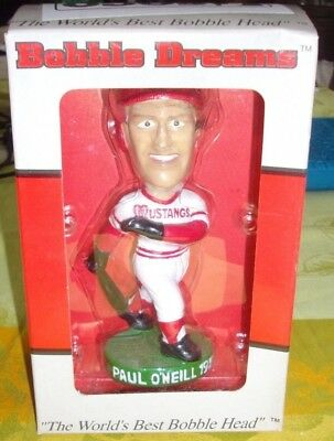 Billings Mustangs Paul O'Neill Bobblehead - Cincinnati Reds Minor League SGA NIB