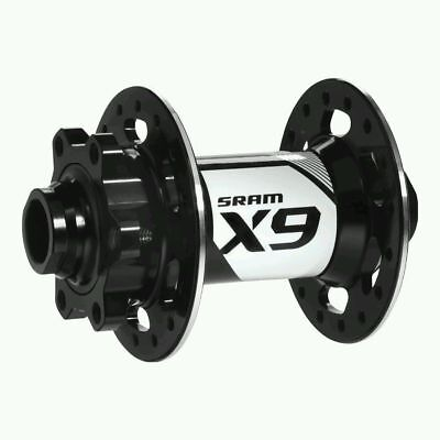 New Sram MTH 716 Front Hub 6 Bolts Disc Brake  32h for 15mmx100mm Thru-Axle