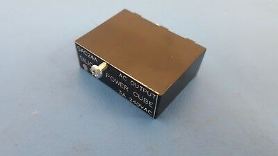 Silicon Power Cube Oac24A Solid State Relay 240 Vac 3 Amp 32 Vdc Logic