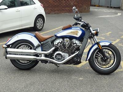 Indian Scout 1200 2107 Ex Demo