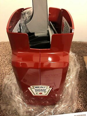 HEINZ Ketchup Keystone 1.5 gallon Dispenser NEW Never Used Complete.
