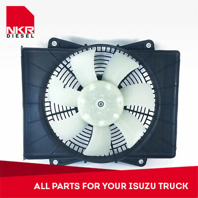 Fan Blower Unit Motor Assembly for Isuzu NPR NPR-HD NQR NRR Diesel 4HK1 4HE1