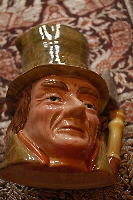 Beswick Granddad toby jug - in good condition made in England over 60 years old