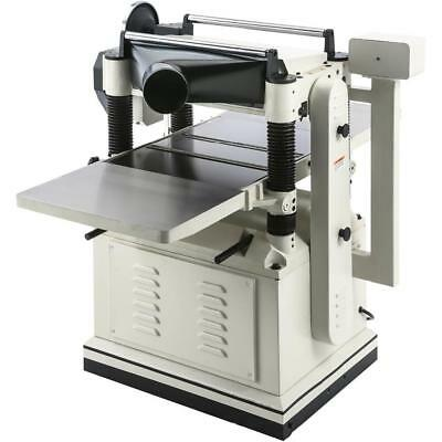 "Steelex ST1014 20"" Planer with Helical Style Cutterhead"