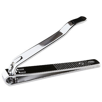 Beauticom Professional Stainless Steel Toe Nail Clippers Straight Edge Cut Style