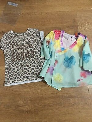 River Island & Ted Baker  12-18 Months tops