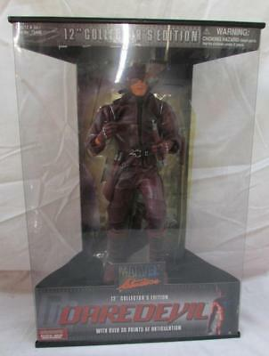"""12"""" Collector's Edition Marvel Studios Daredevil 30 Points of Articulation ~98"""