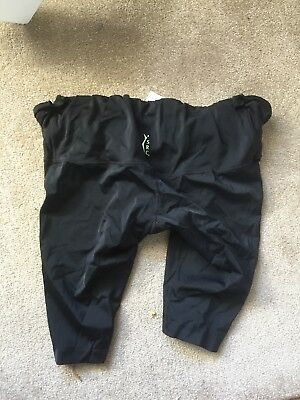 Src Ladies Size  Extra Extra Large Pregnancy Recovery Shorts Black