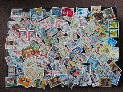 KUWAIT 1970s/ 80s fine used commemorative stamps lot