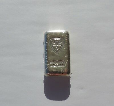 10oz 99.9% cast silver bar. silver bar - Southern Cross. Bullion