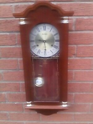 Vintage Style Quartz Wall Clock By Acctim. G.W.O.