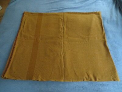 WWI US Army Blanket 1914 Specification