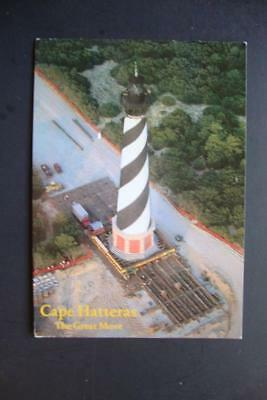 """416) """"the Great 1999 Move"""" ~ Cape Hatteras Lighthouse ~ Tallest In North America"""