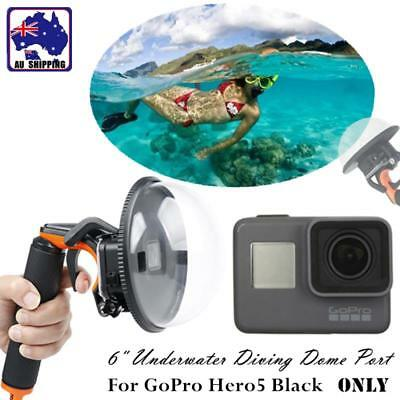6'' Dome Port Underwater Diving Camera Cover Lens Case for Gopro Hero5 ECAM97300