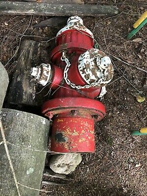 Vintage Fire Hydrant, Steampunk, Nj
