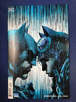 Batman #50 (2018 DC Comics) Jim Lee Variant NO RESERVE