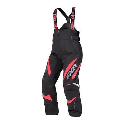 2019 Fxr Women's Team Pant - Snowmobile - Snow - Snowboarding - Black Coral