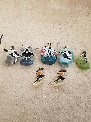 Bleach Gashapon Mini Figure Lot of 7