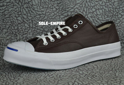 cf943b9eebfe Converse JP Signature OX 149911C Jack Purcell Leather Burnt Umber Brown  White