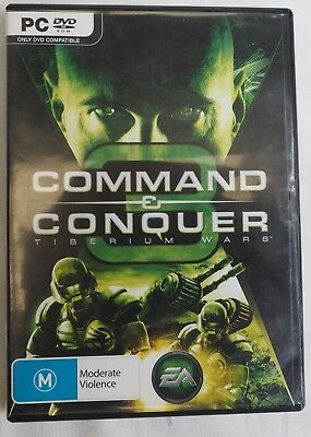 Command And Conquer Tiberium Wars PC Game 2007