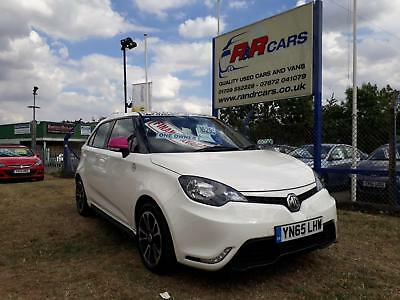 2015 MG/ MGF MG3 1.5 VTi-Tech 3 Style Lux, Boutique Style, One Owner from New
