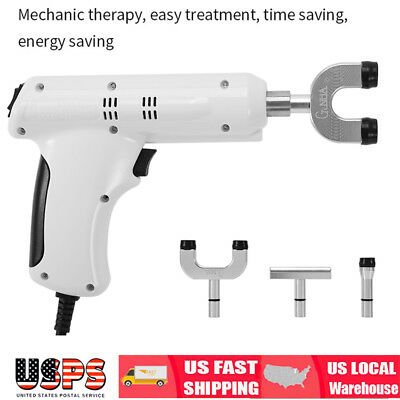 300N Electric Correction Gun Activator Massager Therapy Chiropractic Adjust tool