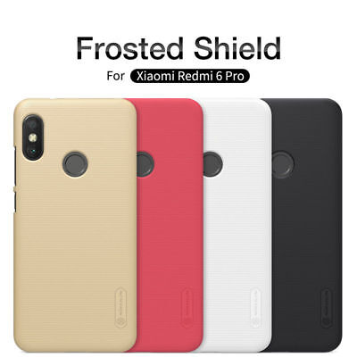 Nillkin Slim Frosted Matte Hard Back Cover Shield Case For Xiaomi Mi A2 Lite