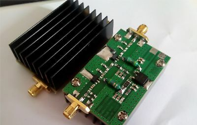 1MHz-1000MHZ 3W RF Amplifier HF VHF UHF FM Transmitting broadband RF Power AMP