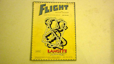 Flight & Aircraft Magazine, Aug 1945, Great Advertising, Commercial & Military 3