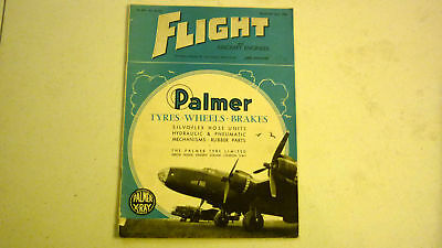 Flight & Aircraft Magazine, Aug 1945, Great Advertising, Commercial & Military 2
