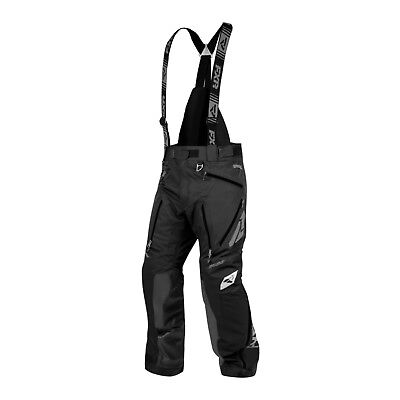 2019 Fxr Men's Renegade X Lite Pant - Uninsulated - Snowmobile - Black